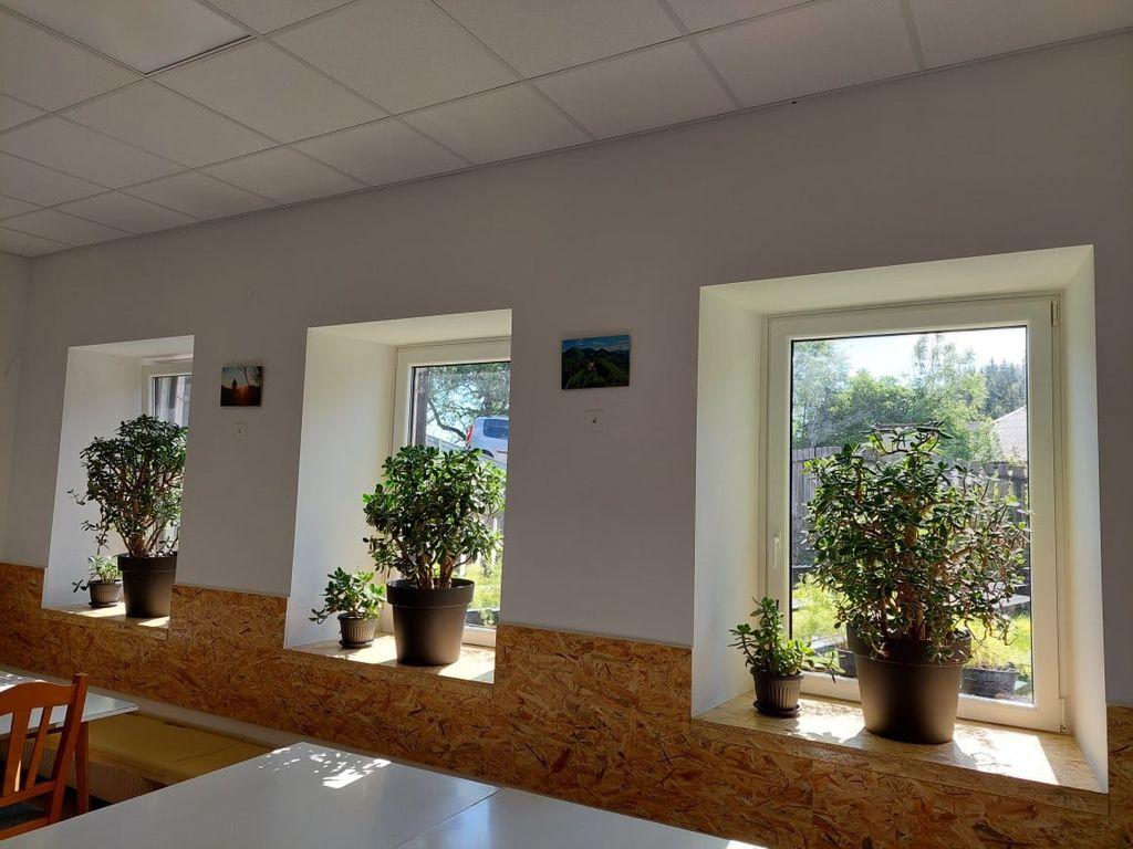 Obnova Planinskega doma v Mariji Reki