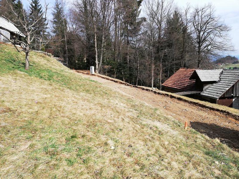 Vodovod Burkelčev hrib