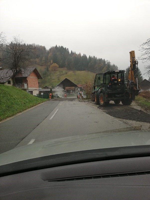 Rekonstrukcija državne ceste R2 427