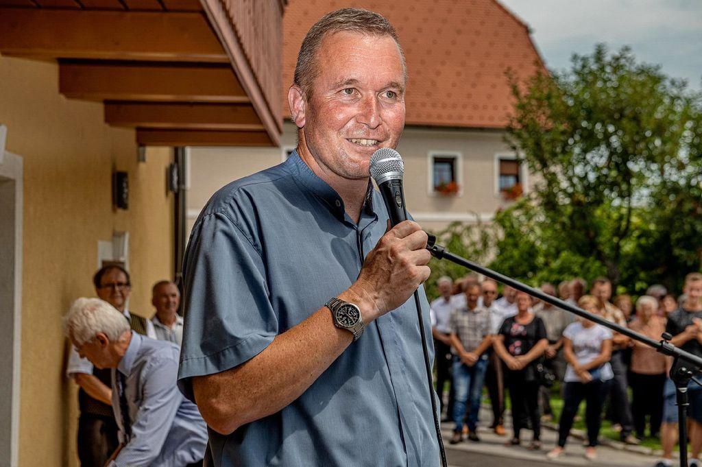 Preboldsko župnijo po šestnajstih letih zapušča župnik Damjan Ratajc