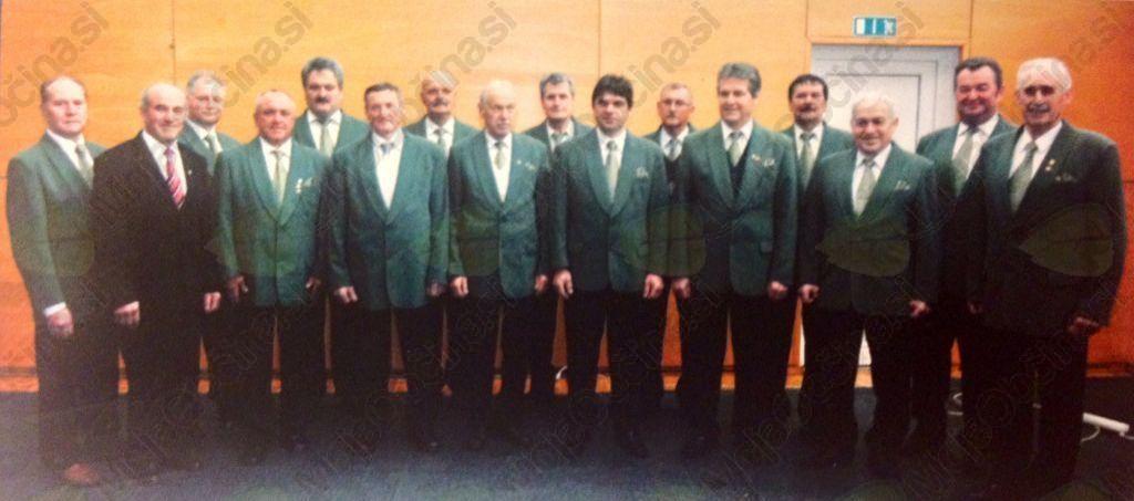 Moški zbor