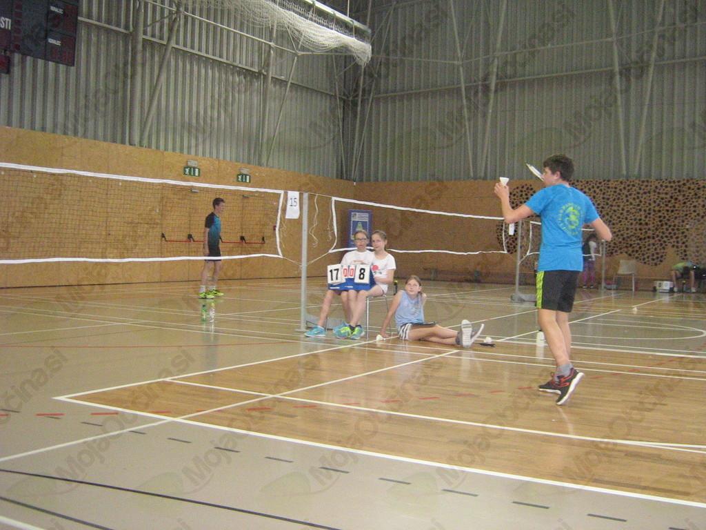 Veteransko državno prvenstvo in državno prvenstvo v badmintonu v mlajših kategorijah
