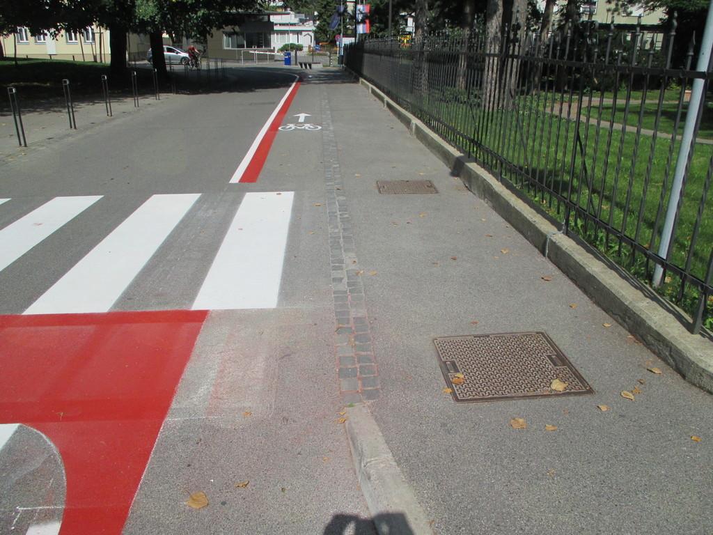 Sprememba prometnega režima – ureditev kolesarskih površin na Partizanski poti