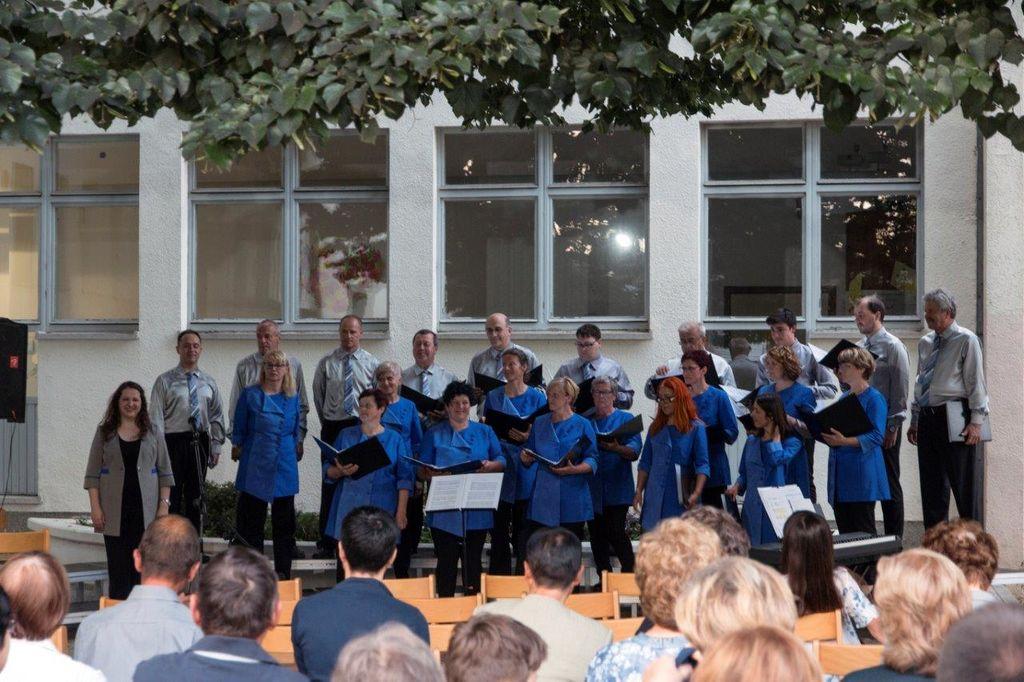 Letni koncert Vokalne skupine Chorus '97 z gosti