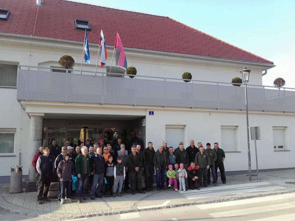 Čistilna akcija občine Lukovica