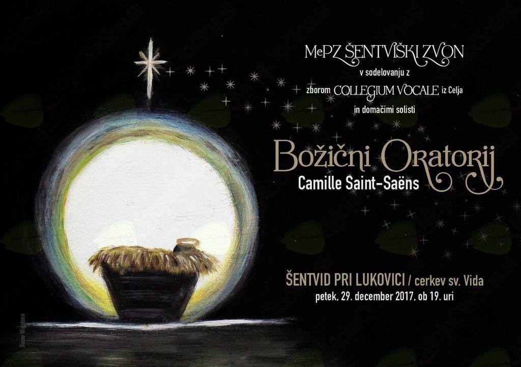 Božični oratorij v Šentvidu