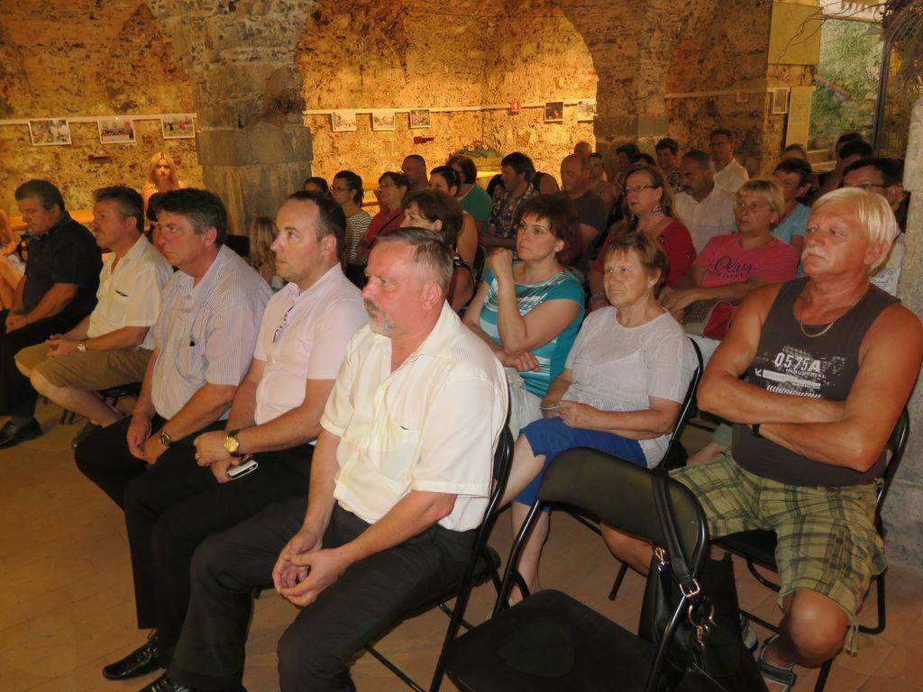 Podelitev priznanj krvodajalcem jubilantom v Žužemberku