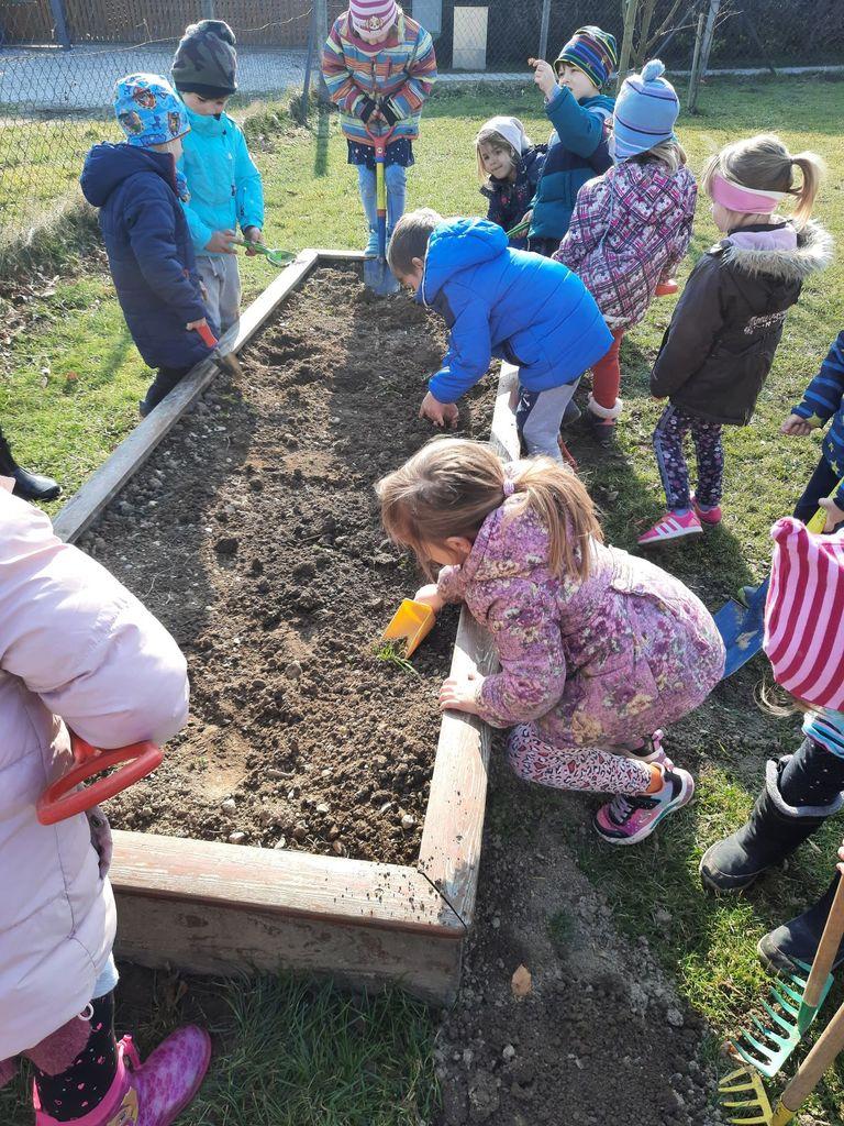 Vrtnarji Vrtca Vransko