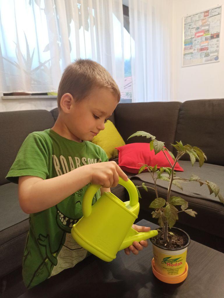 Vrtnarji Vrtca Vransko, 2. del