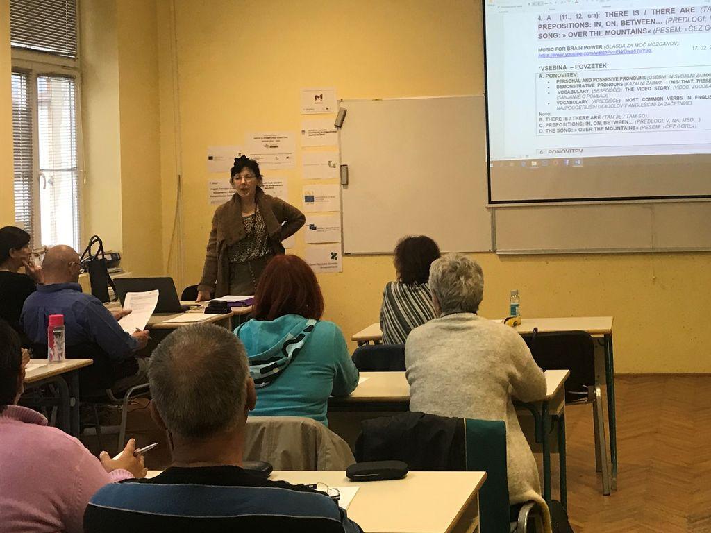Novo leto, nove priložnosti – brezplačni tečaji za odrasle na Izobraževalnem centru Geoss v Litiji