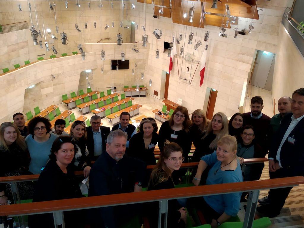 Četrti partnerski sestanek konzorcija Erasmus+ projekta HE.CO – Valorizacija dediščine v majhnih lokalnih skupnostih