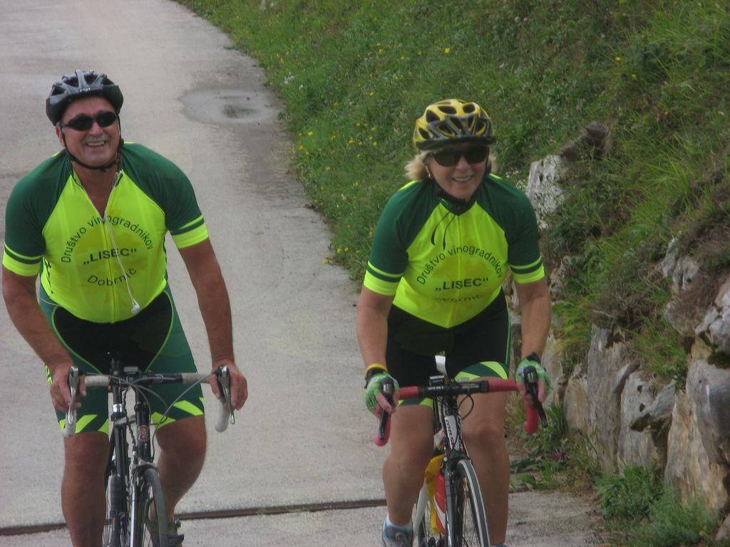 """3. družinsko kolesarjenje po """"Liscu"""" in njegovi okolici"""