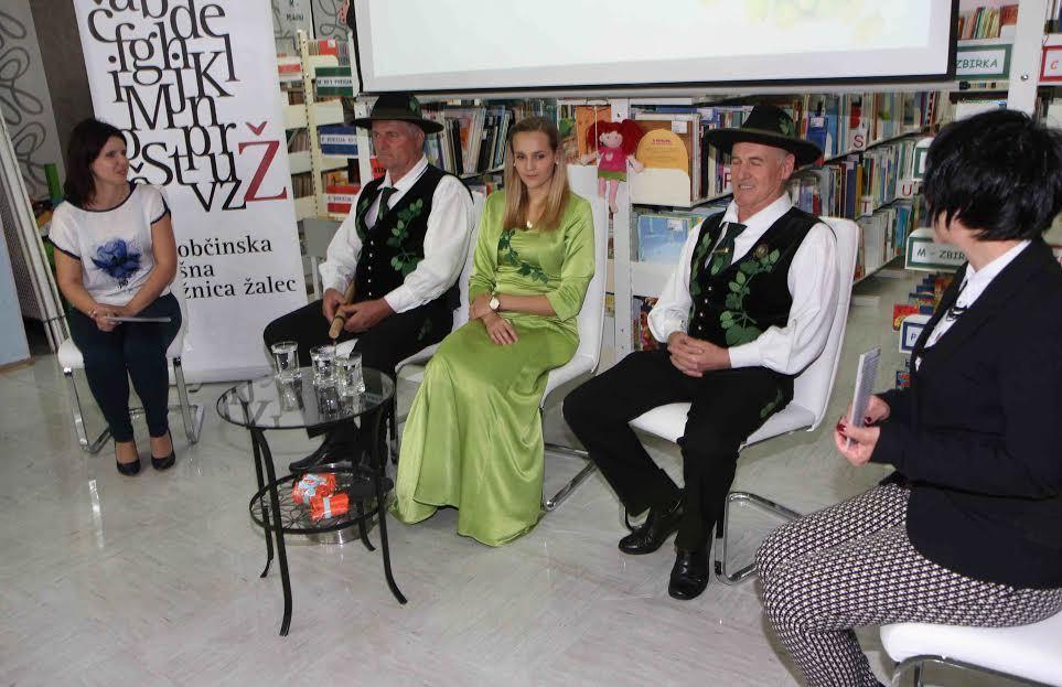 Društvo hmeljarskih starešin in princes Slovenije se predstavi
