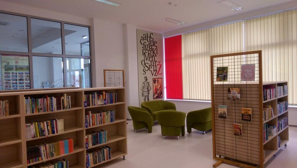 Nov delovni čas Občinske knjižnice Braslovče