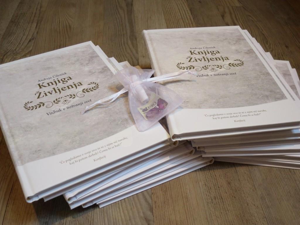 Predstavitev knjige Knjiga življenja avtorice Andreje Cilenšek