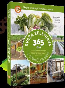 Sveža zelenjava 365 dni z domačega vrta