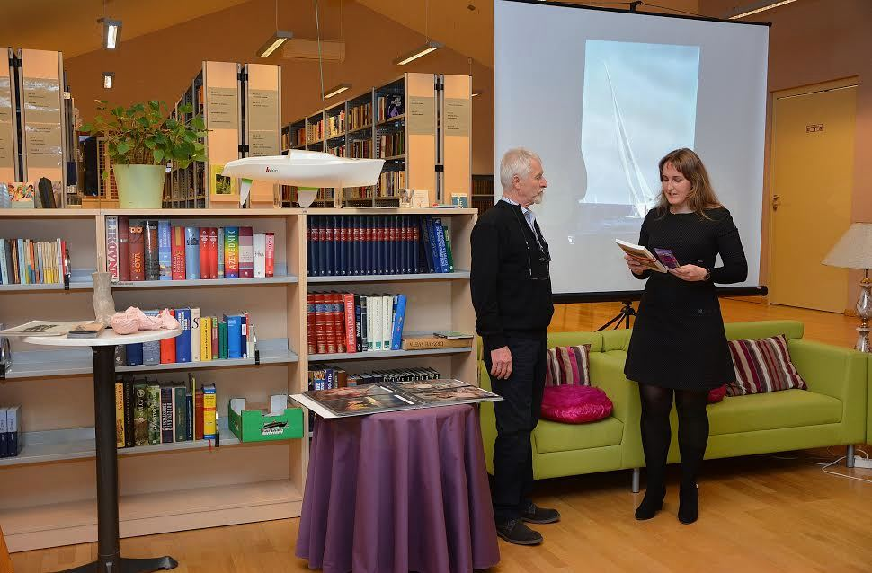 Predavanje Cirila Hočevarja o izdelovanju muzejskih lutk