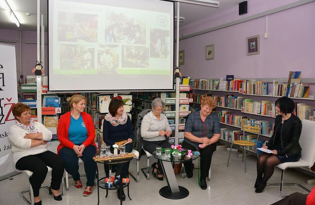 Utrip domoznanstva: Društvo podeželskih žena Občine Žalec se predstavi