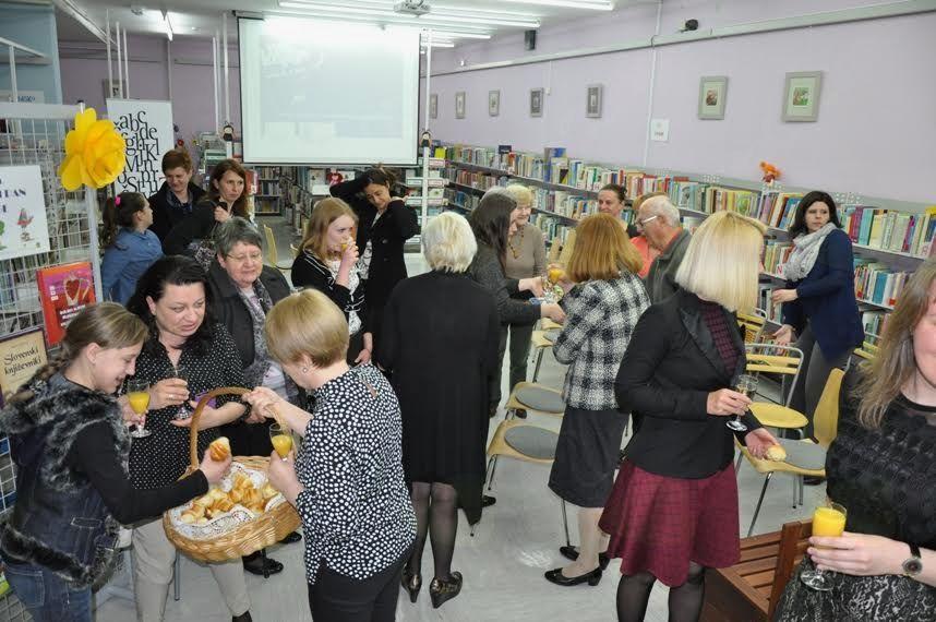 Noč knjige v Medobčinski splošni knjižnici Žalec