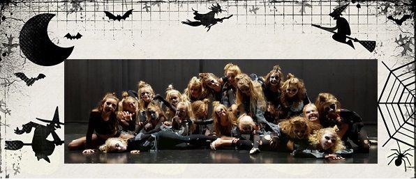 Pravljično plesna predstava v Domu kulture Braslovče