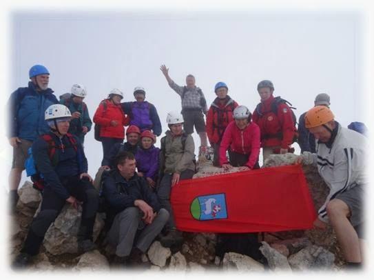 S knjižnico po svetu: Planinski pohodi 2016