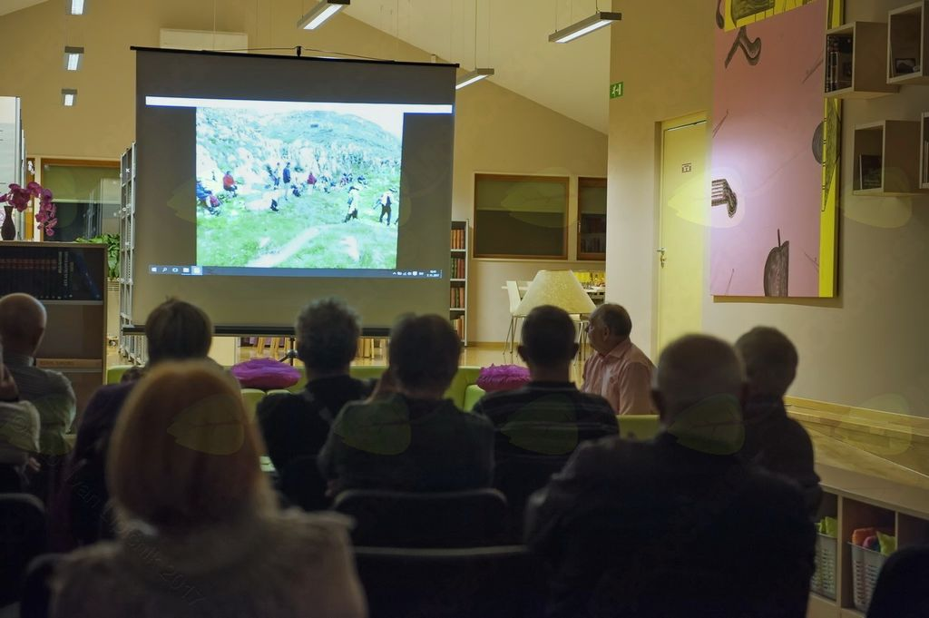 S knjižnico po svetu: Jožef Kladnik in njegovi planinski pohodi