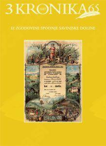 Predstavitev tematske številke revije Kronika z naslovom Iz zgodovine Spodnje Savinjske doline