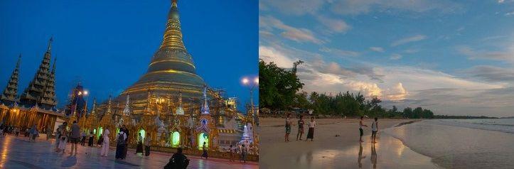 Potopisno predavanje Mateja Koširja Mjanmar – pozabljen raj