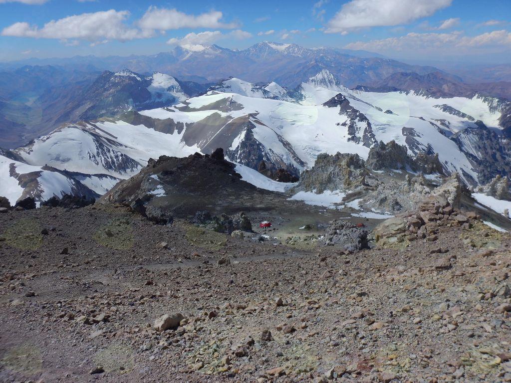 Gorniška odprava na Aconcaguo, najvišji vrh Južne Amerike