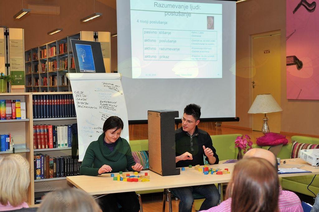 Izvedena prva delavnica v Občini Prebold pod okriljem projekta SPOT svetovanje Savinjska