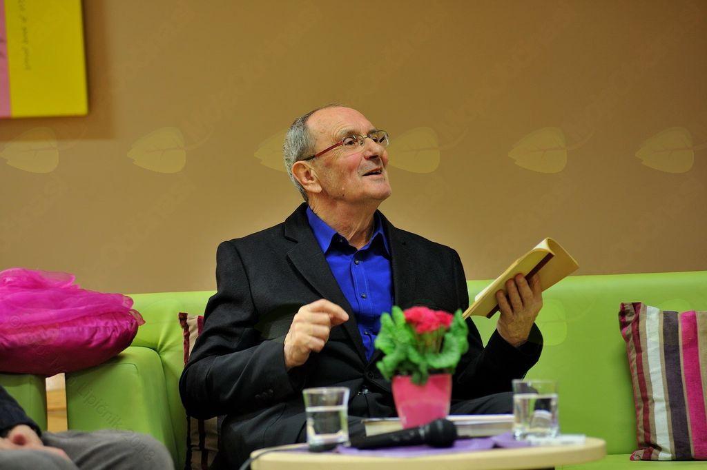 Pogovorni večer: dr. Matjaž Kmecl in Ervin Fritz