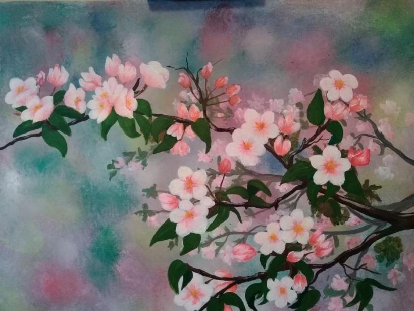 Odprtje razstave: Na pragu pomladi v Občinski knjižnici Prebold