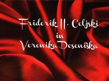 Friderik in Veronika, predavanje Franca Kralja