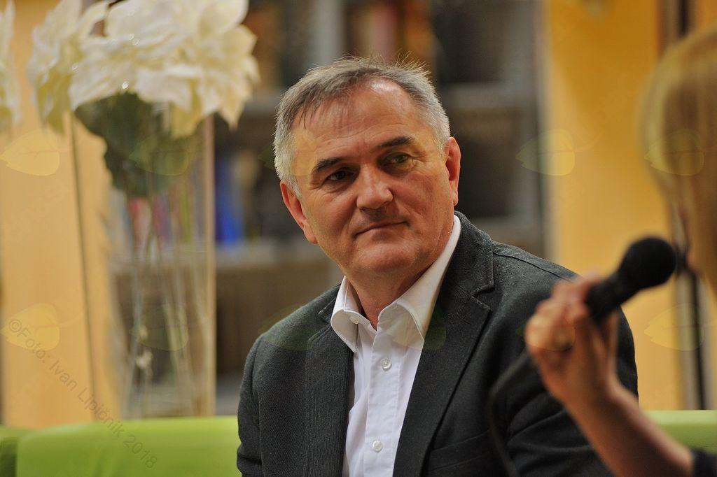 Pogovorni večer: Župan Občine Prebold Vinko Debelak