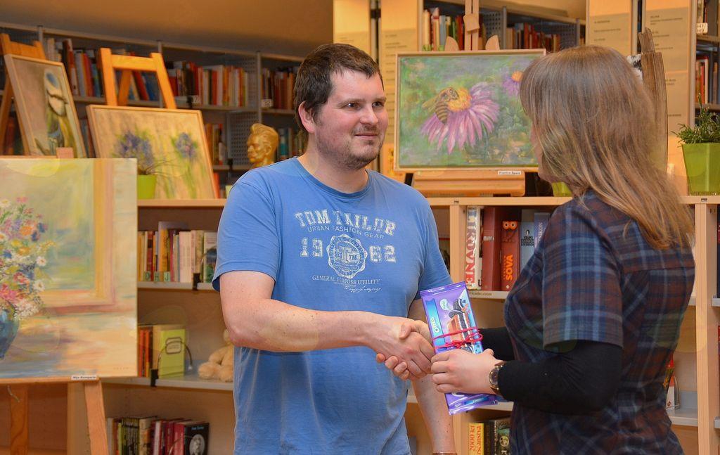 V Občinski knjižnici Prebold o vzgoji jagodičevja