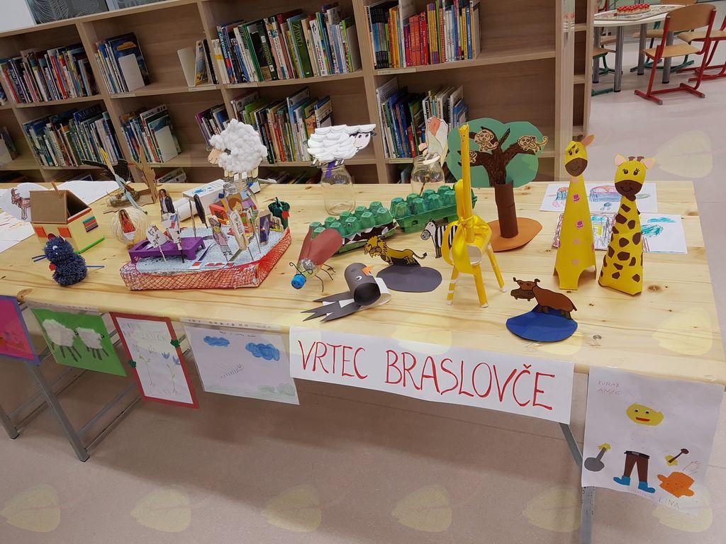 Zaključna prireditev Mali Savinjčani beremo v Občinski knjižnici Braslovče