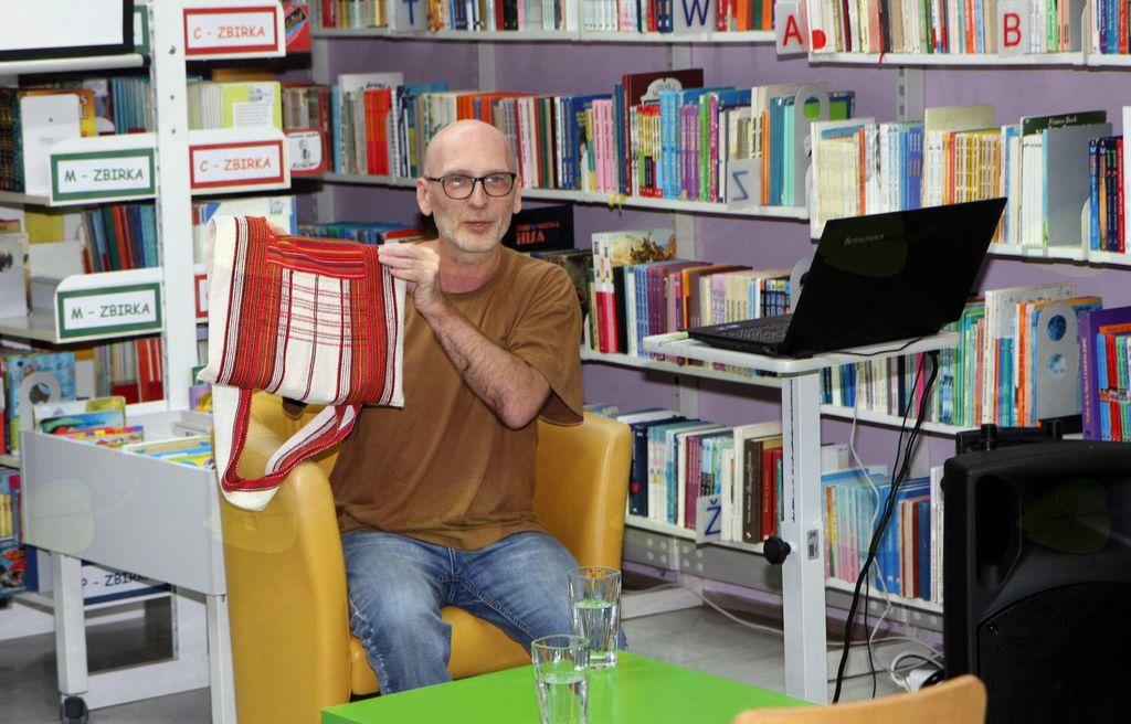Predstavitev knjige Petra Zupanca Kitajska, dežela razdalj, in jaz
