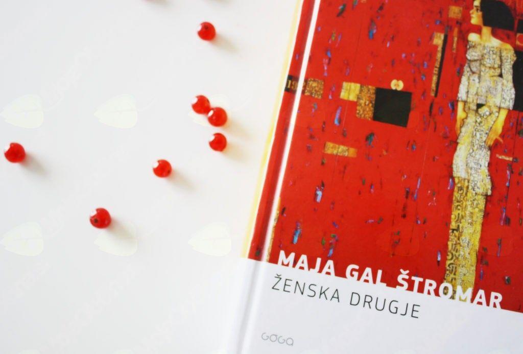 Predstavitev romana Maje Gal Štromar Ženska drugje