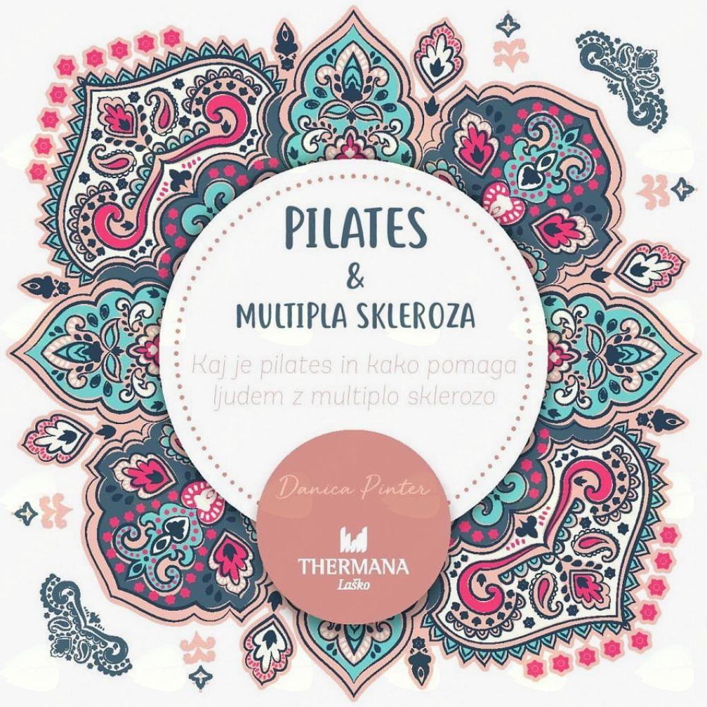 Predstavitev knjige Pilates in multipla skleroza