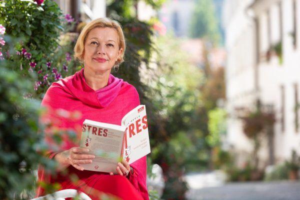 Predavanje Maje Megla: Stres, kuga sodobnega časa