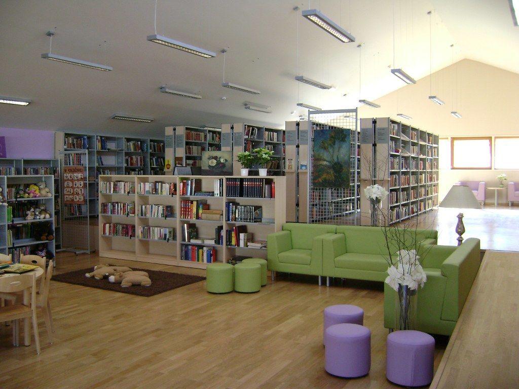 Poletje v Medobčinski splošni knjižnici Žalec