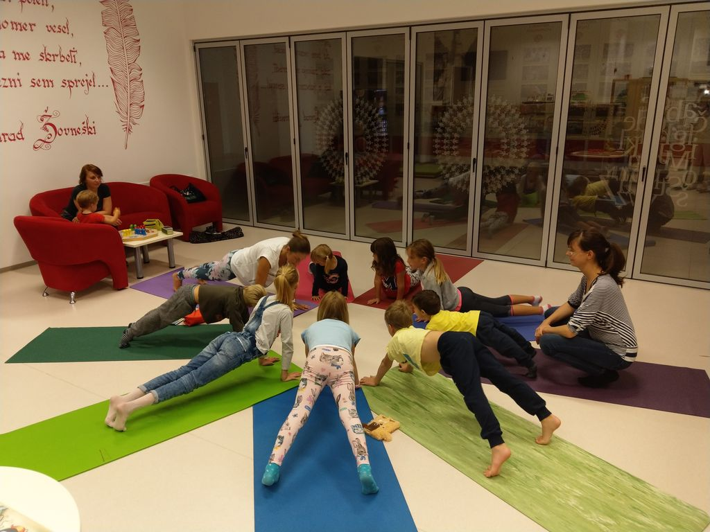 Pravljična joga