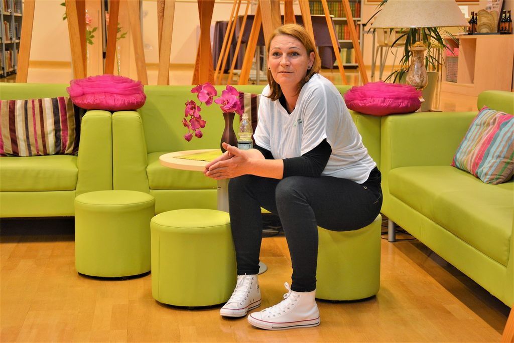 Brigita Petek o vplivu solne terapije na zdravje