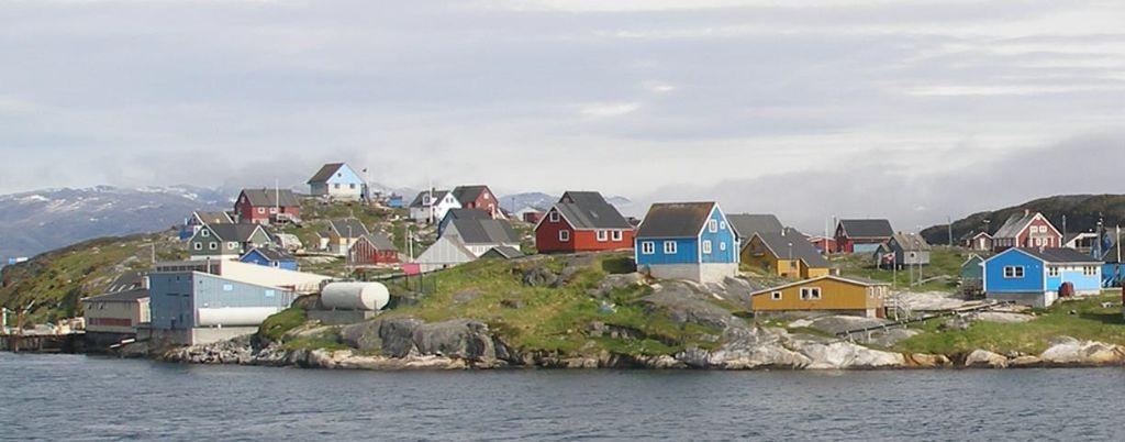 Grenlandija, potopisno predavanje Barbare Popit