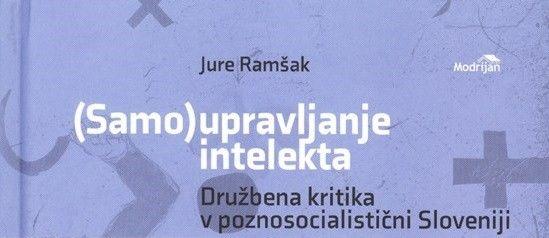 Pogovor z dr. Juretom Ramšakom ob izidu knjige (Samo)upravljanje intelekta