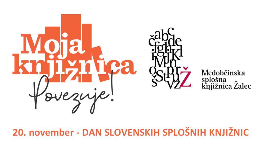 20. novembra 2020, na dan slovenskih splošnih knjižnic, začenjamo 14. sezono branja odraslih SAVINJČANI BEREMO.