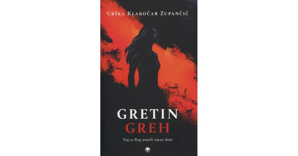 Predstavitev knjige Gretin greh avtorice Urške Klakočar Zupančič