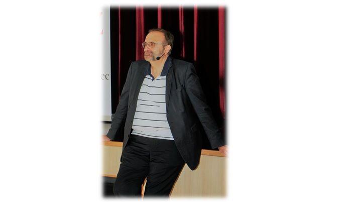 Predavanje dr. Željka Ćurića Kako ravnati v konfliktnih okoliščinah