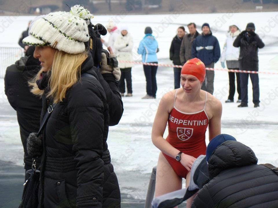 Pokal Bleda v zimskem plavanju 2012