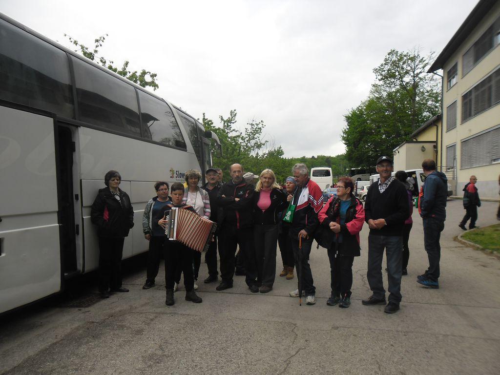 Aktivnosti TD Trta v mesecu maj